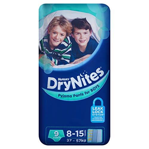 HUGGIES Dry Nites Boy 8-15 Jahre