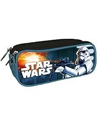 Star Wars AS004 Licencia Estuches, 22 cm, Multicolor