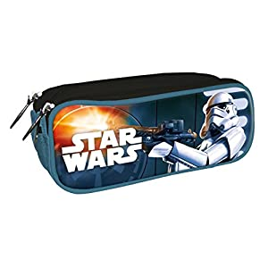 Star Wars AS004 – Licencia Estuches, 22 cm, Multicolor