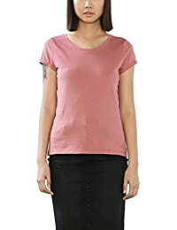 edc by ESPRIT Damen T-Shirt 017cc1k033