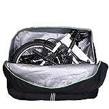 WANDERVOGEL Transporttasche für Faltrad Klapprad Fahrrad 14 Bis 20 Zoll für Flugzeug Auto mit Rucksack