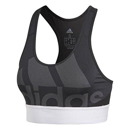 Adidas D94472 Soutien-Gorge Sport Femme, Noir, FR : L (Taille Fabricant : L)