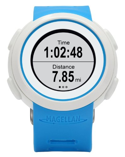 Magellan Echo Smart Running Watch Orologio Sportivo da Corsa, Blu
