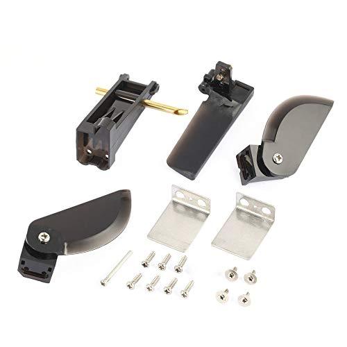 Feilun FT011-4 Heckruder Teile Kit Fittings Heckruder Montage Fin Wasser SkalpellWasserdruckplatte für FT011 RC Boot