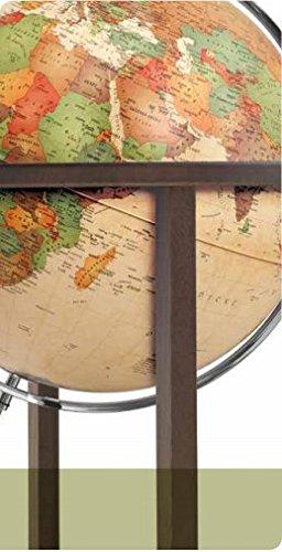 Nova Rico 50cm Kreuz Antik Stil Globe (braun)