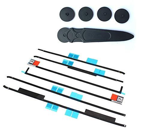 Ersatz-Klebeband für LCD-Display-Panel, Aufkleber und Öffnungs-Rad, Werkzeug Kit für 5,6 Zoll iMac A1419 076-1416, 076-1437, 076-1422 Ende 2012 bis Ende 2015 Serie - Tape Lcd