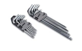 Mannesmann M18170 - Juego de llaves allen hexagonales y de punta Torx (18 unidades) (B000K2NQG8) | Amazon Products