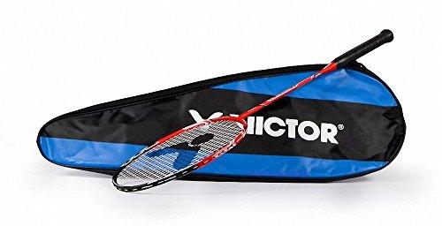Badminton Schläger Victor US Speed Deluxe (Engineered in Germany) (Blau)