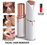 Carecroft Facial Hair Remover Trimmer Shaver Machine Tool for Women painless razor removal