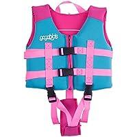 Chaleco de Flotación para Niños Chaqueta de Entrenamiento para Nadar para Niños Aprenda a Nadar
