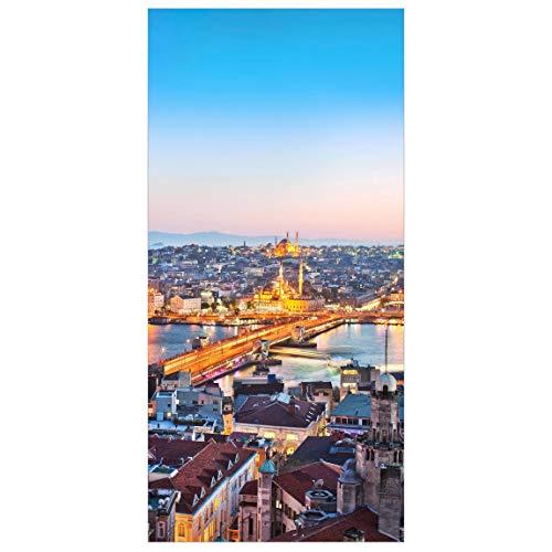 Bilderwelten Raumteiler Istanbul 250x120cm inkl. transparenter Halterung
