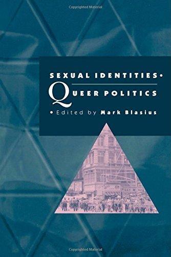 Sexual Identities, Queer Politics: Lesbian, Gay, Bisexual and Transgender Politics (2001-01-28)