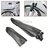 #6: e For China Mountain Bicycle Mudguard Road Tyre Front Rear Mudguard