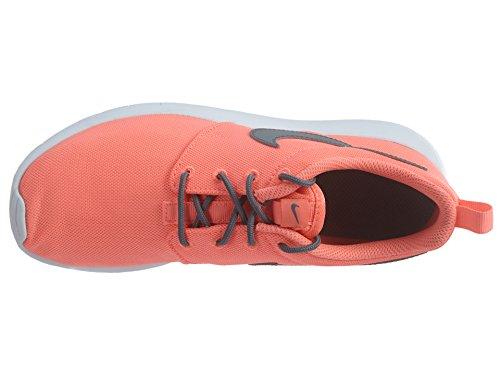 Nike Roshe One Bambina Sneaker Rosa Rosa (Lava Glow/White/Cool Grey)