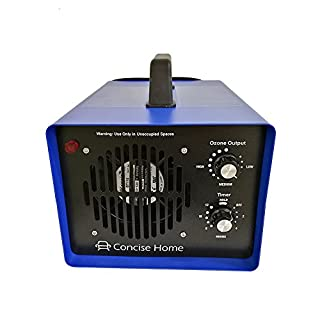 High 5 Ace Sea Professional UV Commercial Ozone Generator Industrial O3 Air Purifier Deodorizer Sterilizer