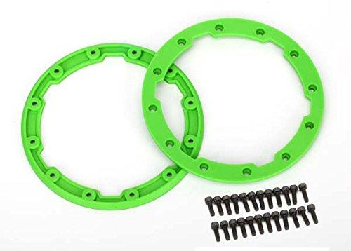 Preisvergleich Produktbild 295664 - TRAXXAS Felgenschutzring grün (2)