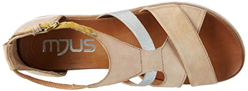 Mjus Women 840002-0101 Sandali Multicolor (phard + Phard + Oro)