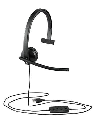 Logitech H570e Mono Headset USB (Usb Headset H390 Logitech)
