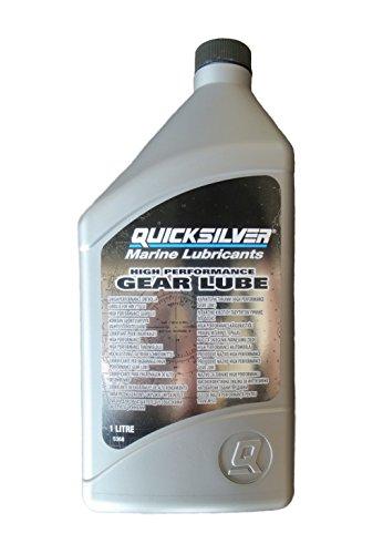 Quicksilver Außenborder-Getriebeöl High Performance Gear Lube 1 Liter