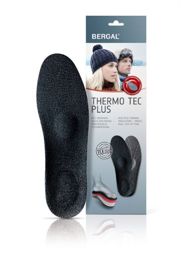Einlegesohlen Thermo Tec With the addition of Fußbett mit Mehrfach-Kälte Isolierung von Bergal (40)