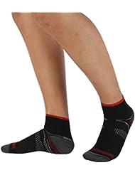 Qlan Chaussettes de compression pour course à pied, cyclisme, randonnée, fitness (hommes et femmes)