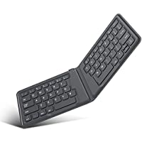 861685611ae MoKo Universal Foldable Keyboard, Ultra-Thin Portable Rechargeable Wireless  Bluetooth Keyboard for iPad,