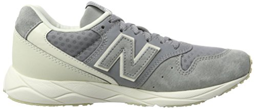 New Balance Damen 96 Revlite Ausbilder Grau (Steel With Angora)