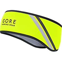 Gore Running Wear, Men's Running Headband, Windproof, Gore Windstopper, MYTHOS 2.0 WS, HBWMYT