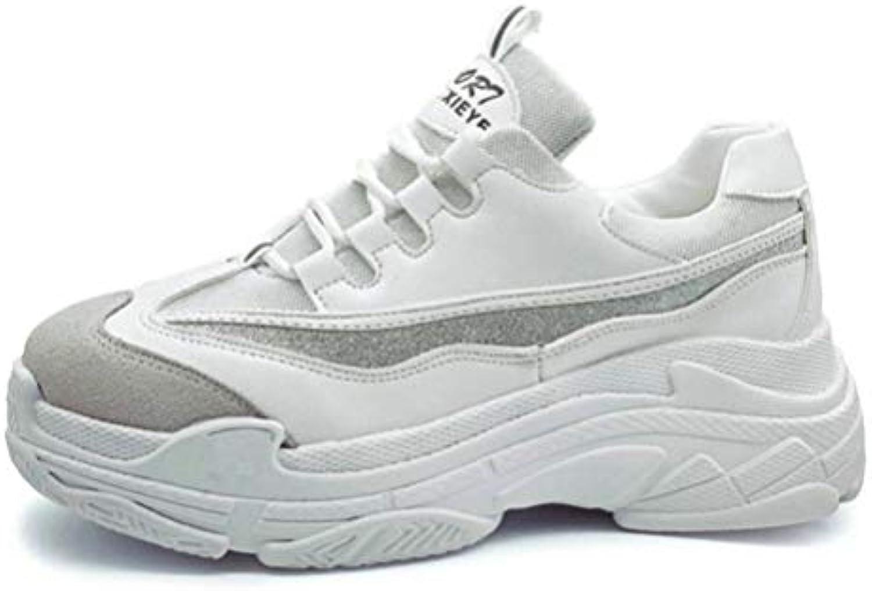 Scarpe da Ginnastica da Donna Piattaforma Scarpe da Corsa Leggere Giovanili Moda Danza Jogging Outdoor Comfort... | Miglior Prezzo  | Gentiluomo/Signora Scarpa