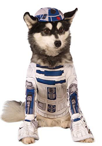 R2D2 Kostüm Hund (Kostüm R2d2 Hund)