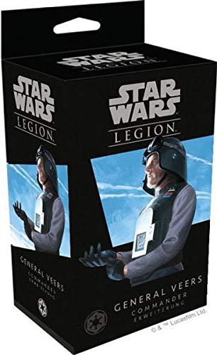 Asmodee FFGD4607 Star Wars: Legion-General Veers - Ampliación