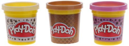 Hasbro play-doh 383191480 - giocattolo, torre cupcake