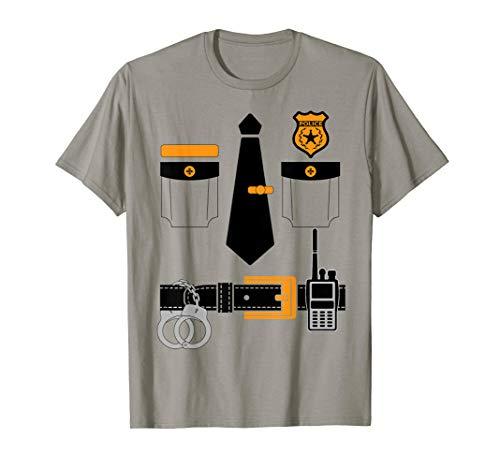 Polizei Cop Polizist Sheriff Uniform Halloween - Cop Uniform Kostüm Frauen
