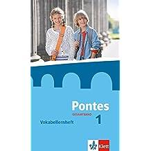 Pontes Gesamtband / Vokabellernheft 1