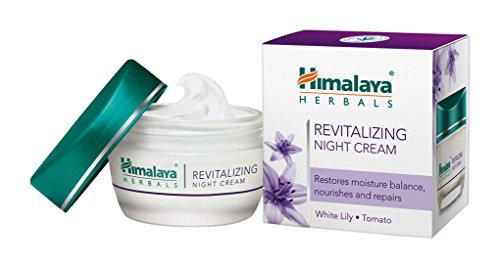 Himalaya Herbals Revitalizing Night Cream, 50gm  available at amazon for Rs.144