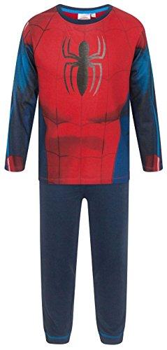 oy's Pyjamas (6 Years) (Spider Man Boy Kostüm)