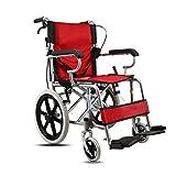Fauteuil roulant FANJIANI Scooter électrique portatif Ultra-léger de Multifonctionnel de Pliant créatif