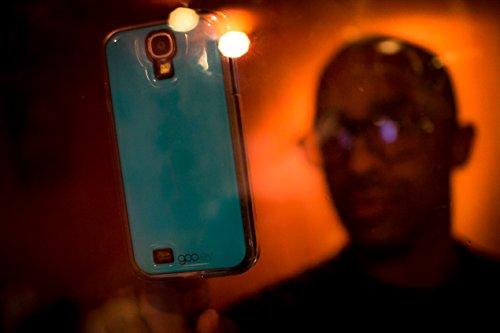 goo. EY Haut für Samsung Galaxy S4–parent ASIN Orange