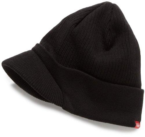 Vans core basics bonnet à visière taille unique Noir - noir