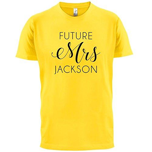 Future Mrs Jackson - Mens T-Shirt - 13 Colours