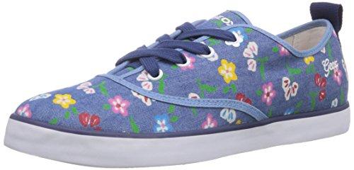Geox  JR CIAK GIRL E, Sneakers basses fille Bleu - Bleu denim (C4051)