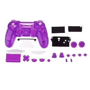 Generic Vollschale Ersatz Mod Kit für PS4 Controller
