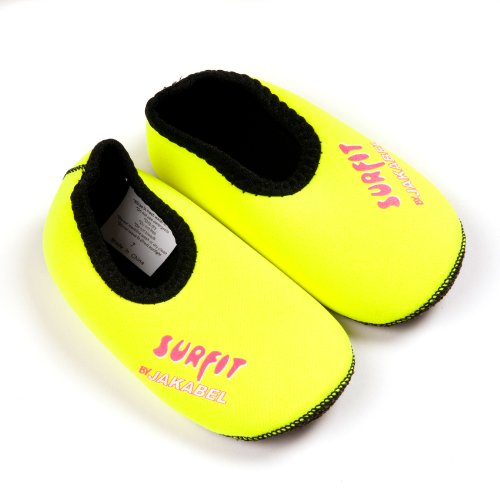 Surfit Jungen Swim Neopren-Schuhe Yellow/Pink