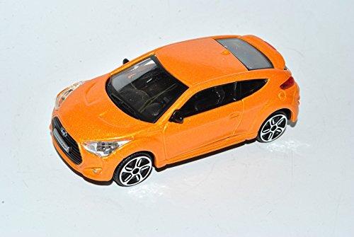 Hyundai Veloster Turbo Coupe Orange Ab 2011 1/43 Bburago Modell Auto Hyundai Modell Auto