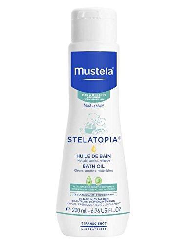 Mustela Stelatopia Aceite de Baño - 200 gr