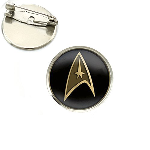Star Trek Klassisch Cosplay Metall Pin Badge