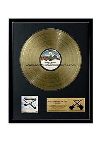 RGM1179 Mike Oldfield - Tubural Bells plaqué or 12'' LP