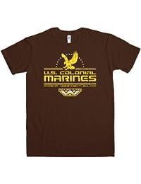 8Ball Originals - Hommes T Shirt - Us Colonial Marines