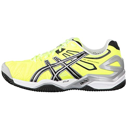 Asics Gel-Resolution 5 Clay null FLASH YELLOW/BLK/ yellow