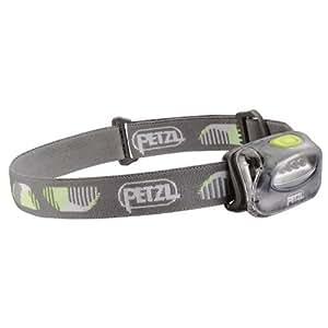 Petzl - Lampe Frontale 4 Leds Petzl TIKKA 2 Grise + Piles
